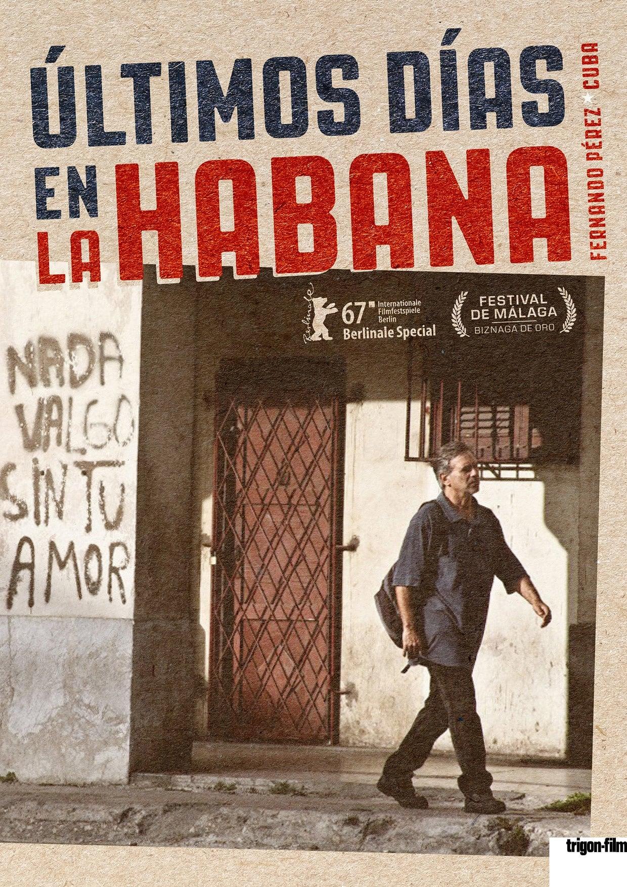 Last Days in Havana (2016)