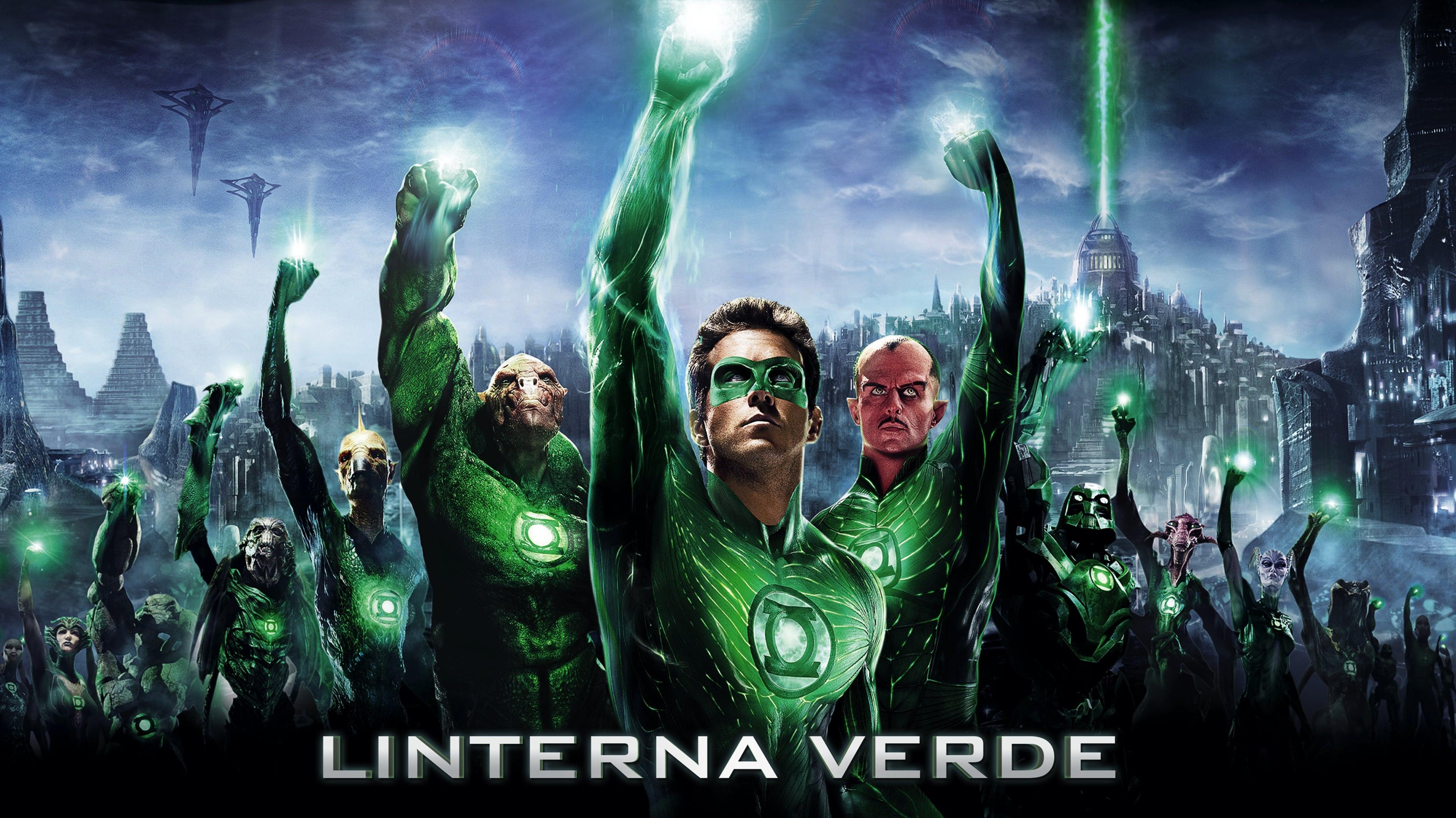 Filmszene aus Green Lantern