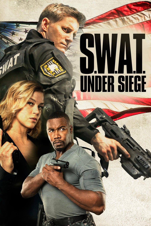 Greitojo reagavimo būrys: Apgultis / S.W.A.T.: Under Siege (2017) žiūrėti online