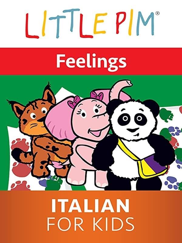 Little Pim: Feelings - Italian for Kids on FREECABLE TV