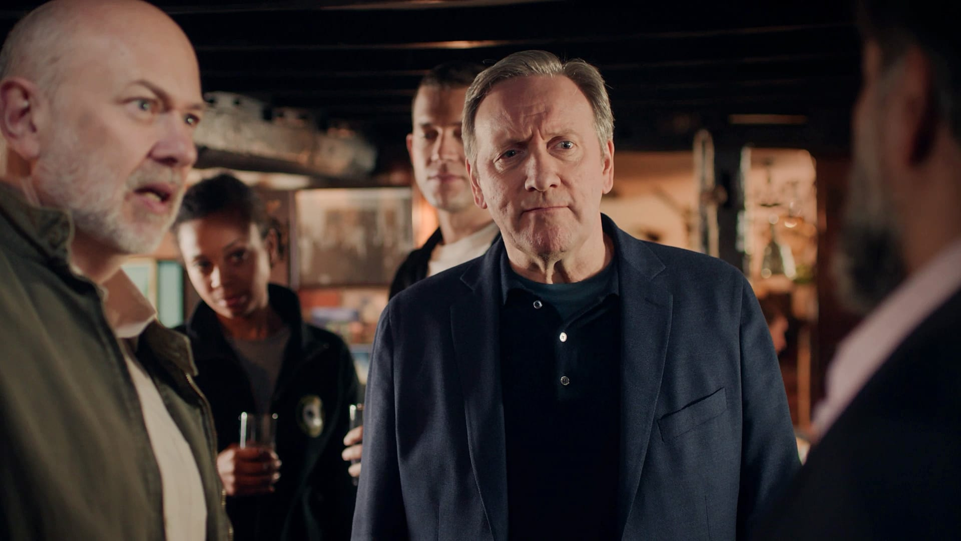 Midsomer Murders Season 21 :Episode 4  With Baited Breath
