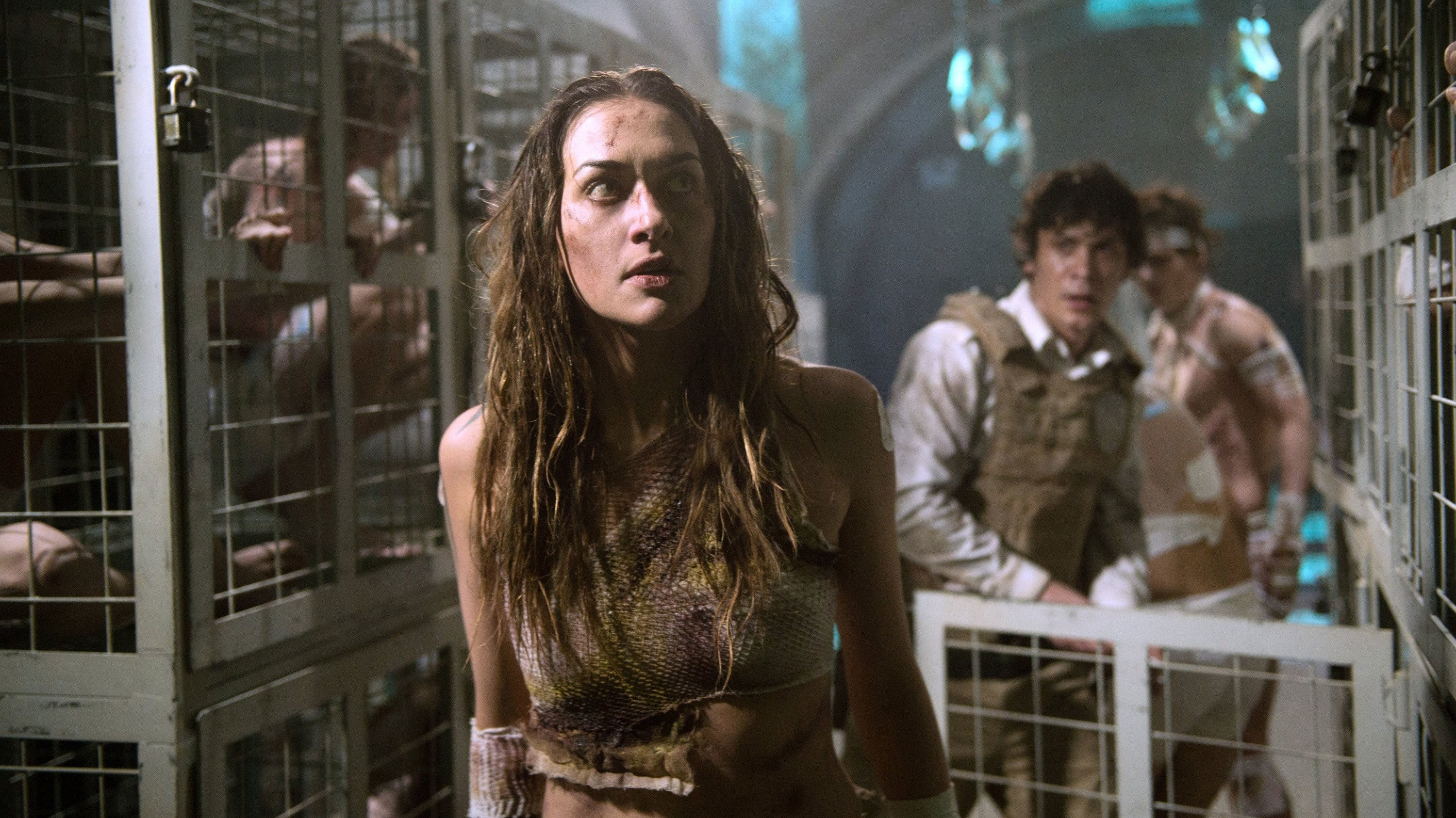 The 100 Season 2 :Episode 15  Blood Must Have Blood, Part 1