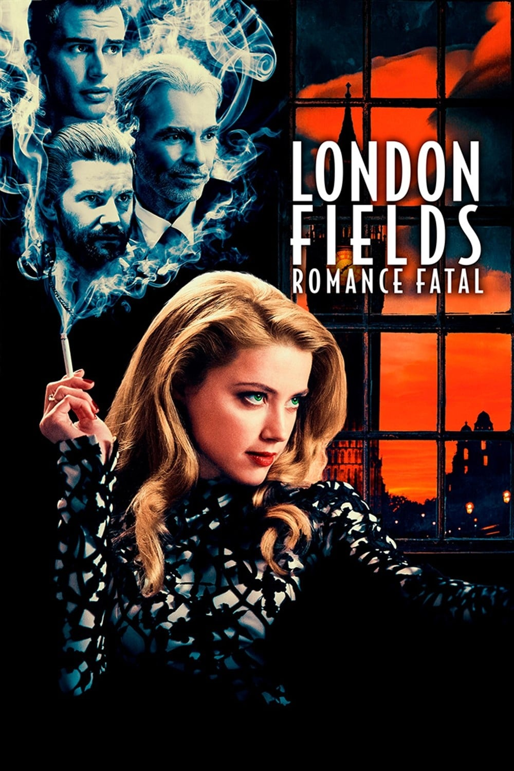 capa London Fields: Romance Fatal