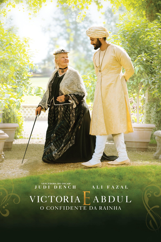 Victoria e Abdul: O Confidente da Rainha – Legendado (2017)