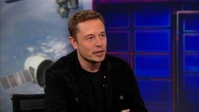The Daily Show with Trevor Noah Season 17 :Episode 85  Elon Musk