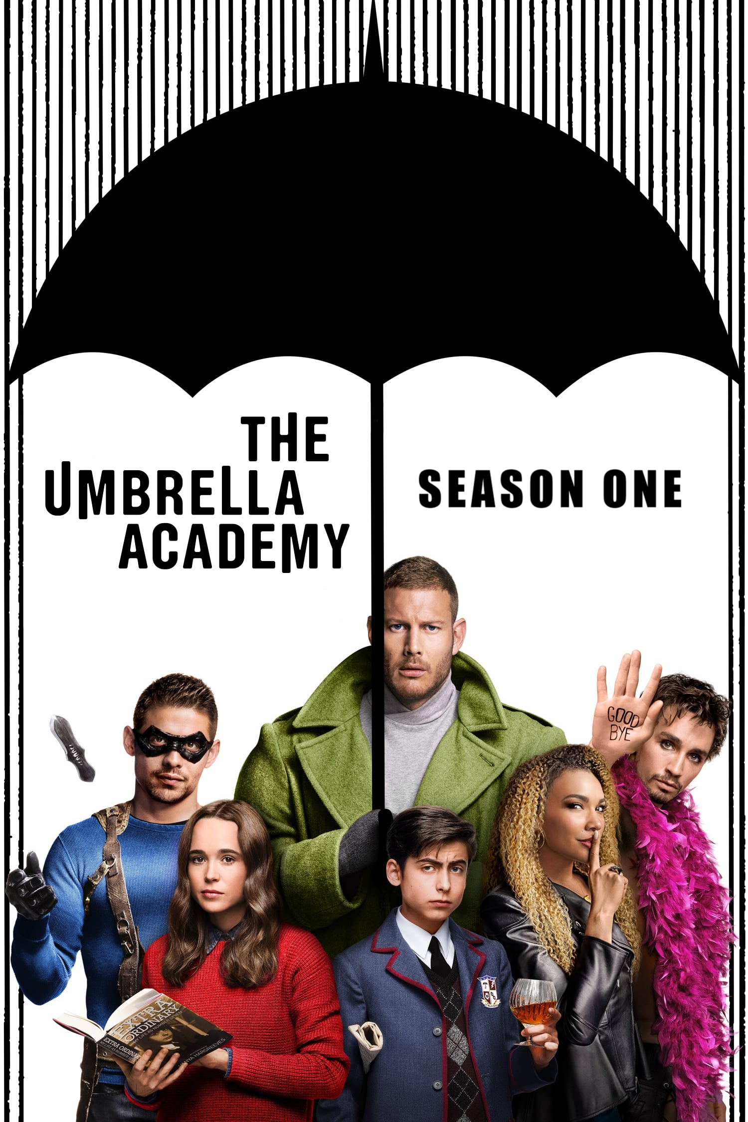 The Umbrella Academy: Season 1 (2019)