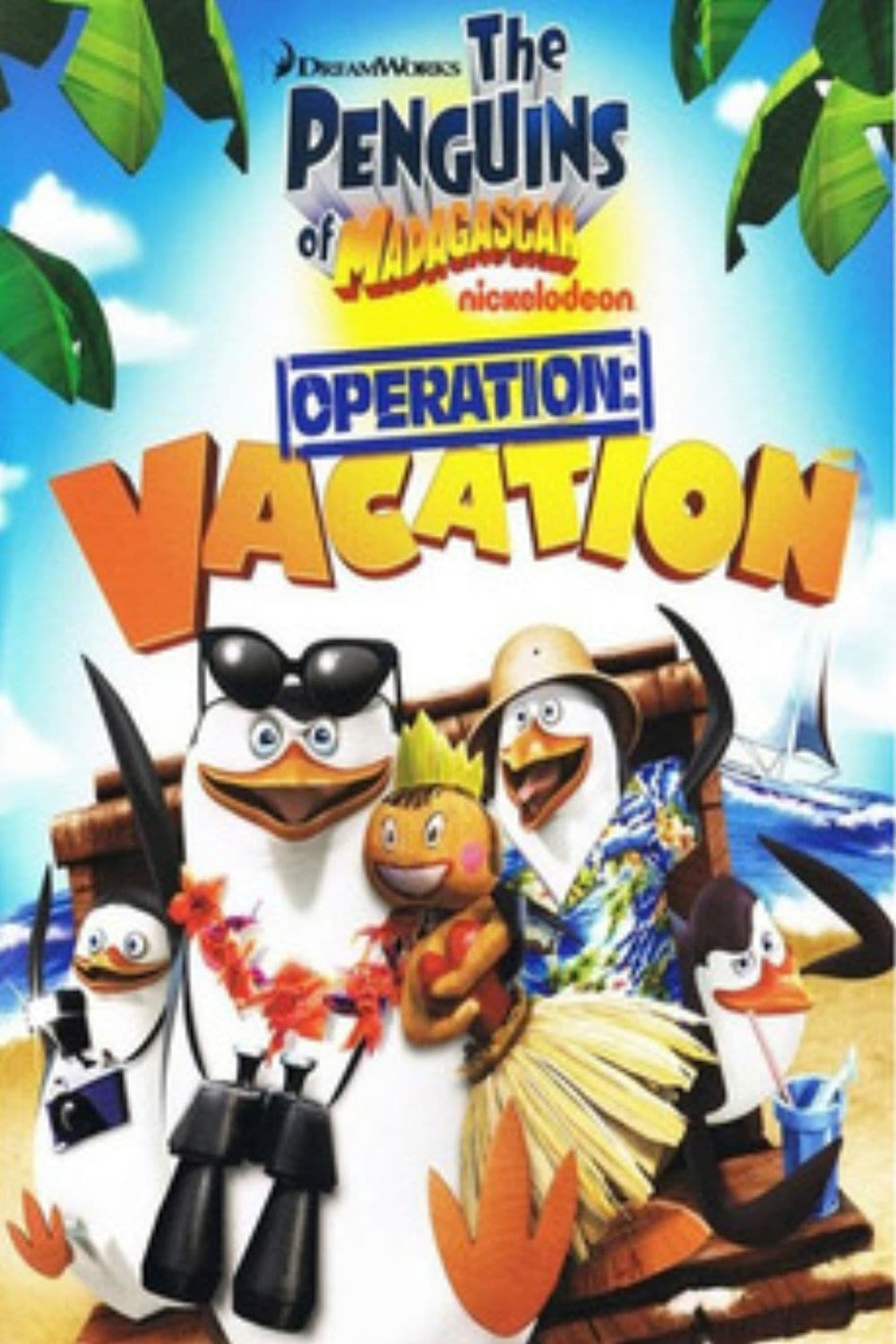 The Penguins of Madagascar: Operation Vacation (2012)