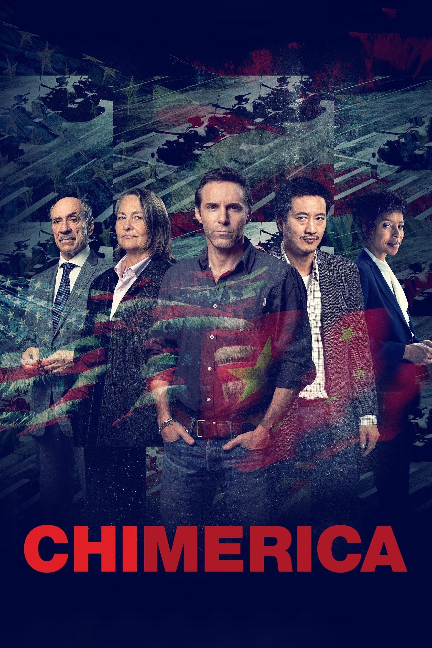Chimerica Poster