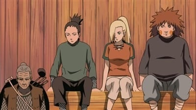 Naruto Shippūden Season 11 :Episode 239  The Legendary Ino-Shika-Cho