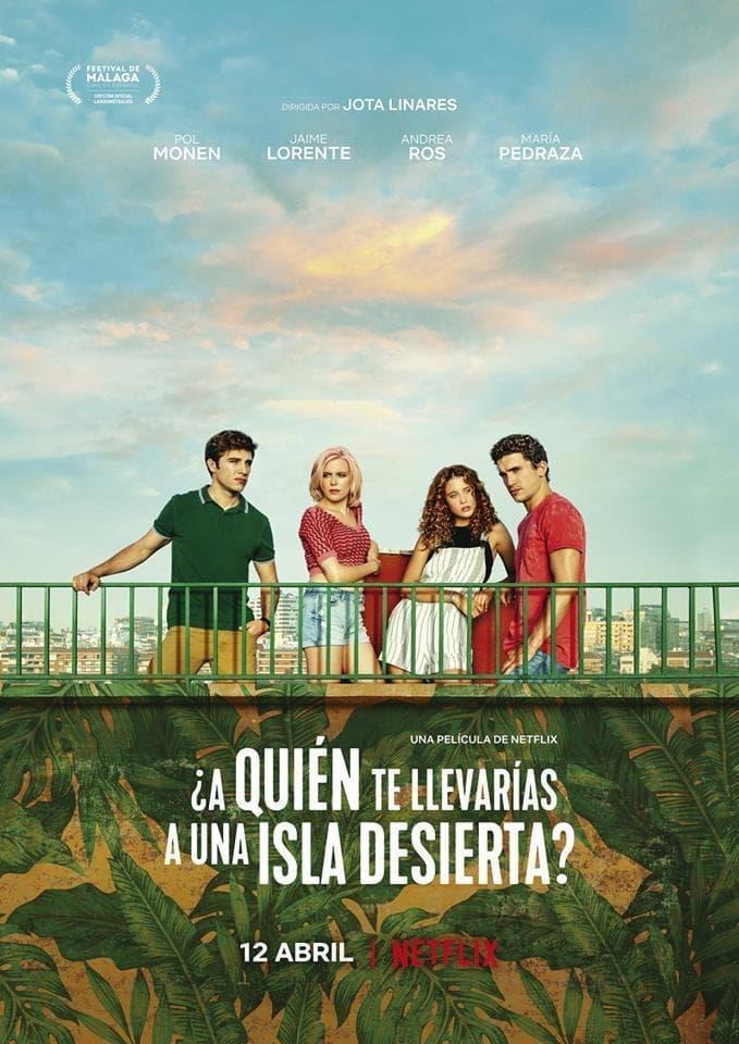 Imagen ¿A quién te llevarías a una isla desierta?