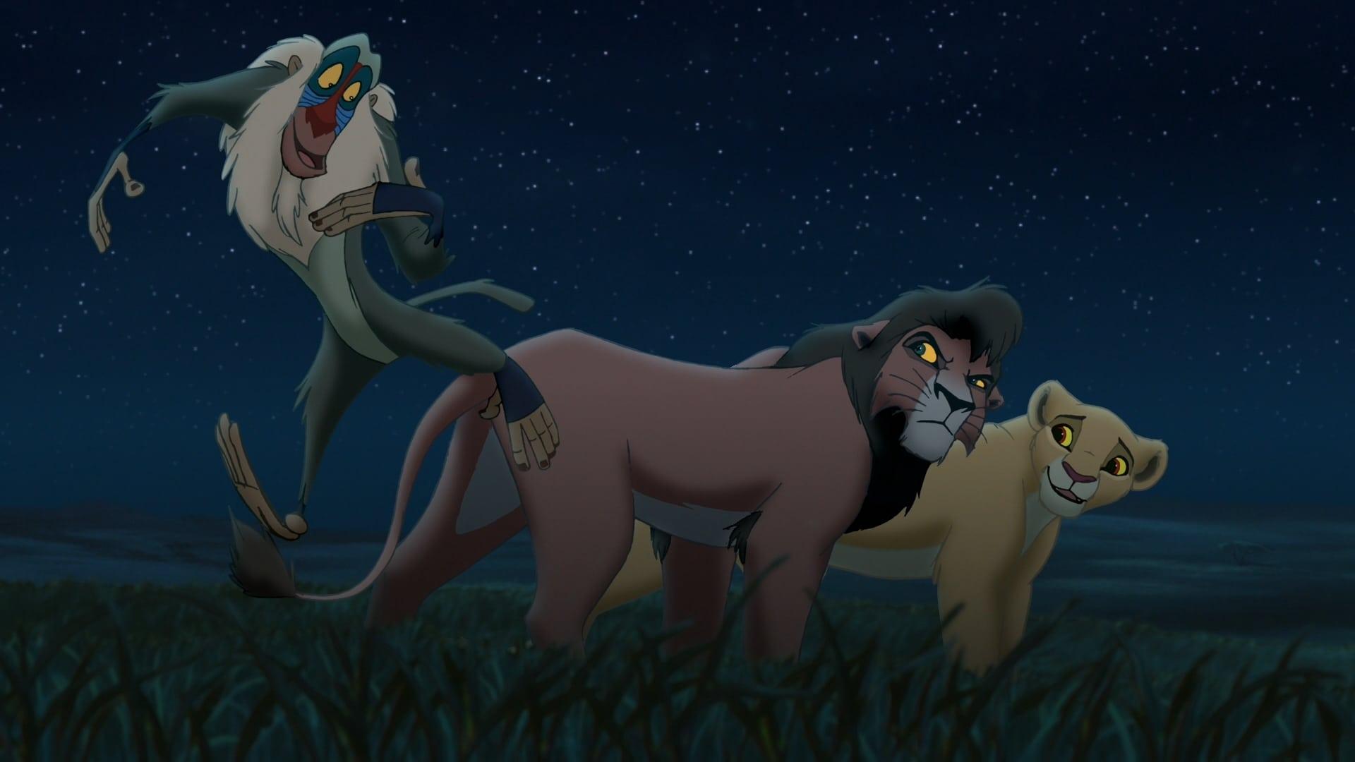 Il re leone II - Il regno di Simba (1998)