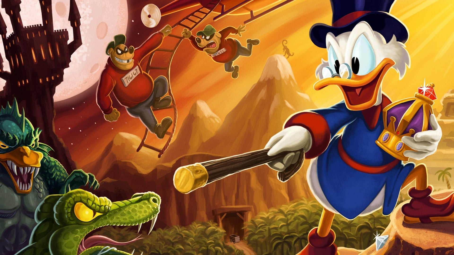 DuckTales: The Movie - Treasure of the Lost Lamp Movie