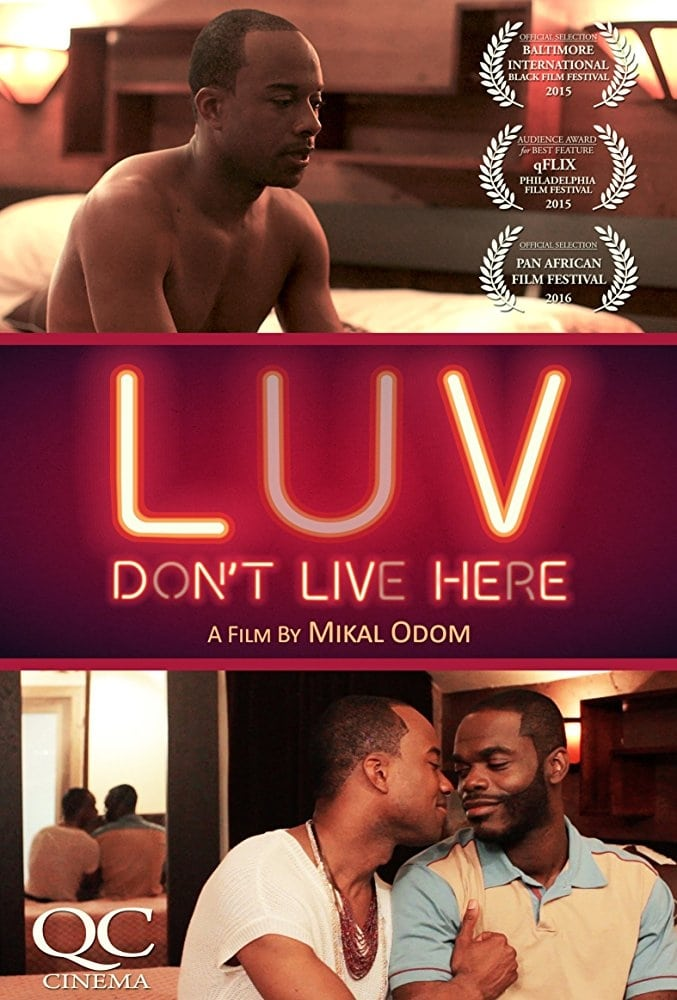 Ver LUV don't live here Online HD Español (2015)