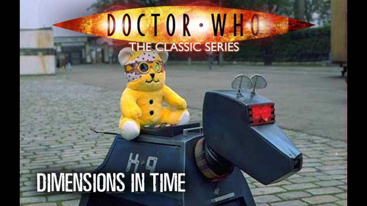 Doctor Who Season 0 :Episode 3  Dimensions in Time (1)