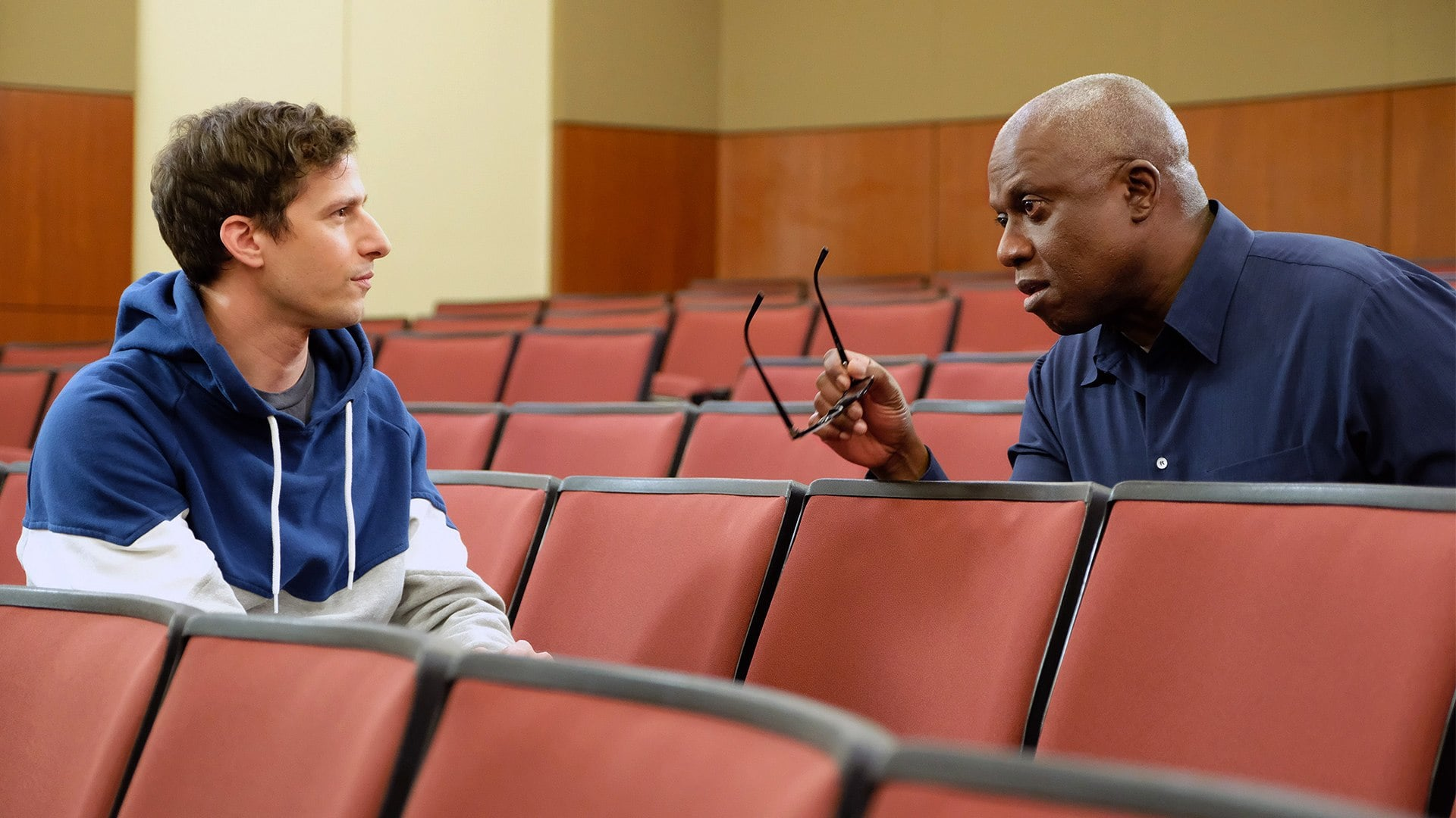 Brooklyn Nine-Nine Season 6 :Episode 13  The Bimbo