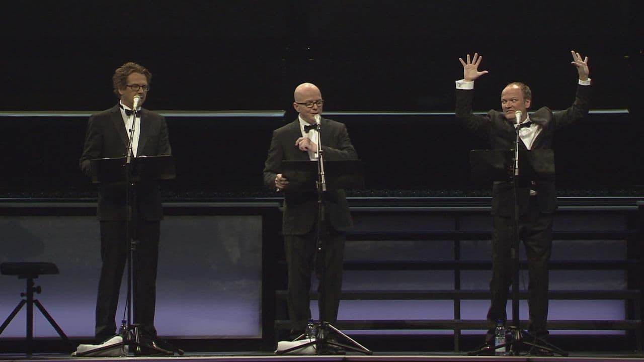 Die drei ??? LIVE - Master of Chess (2002)