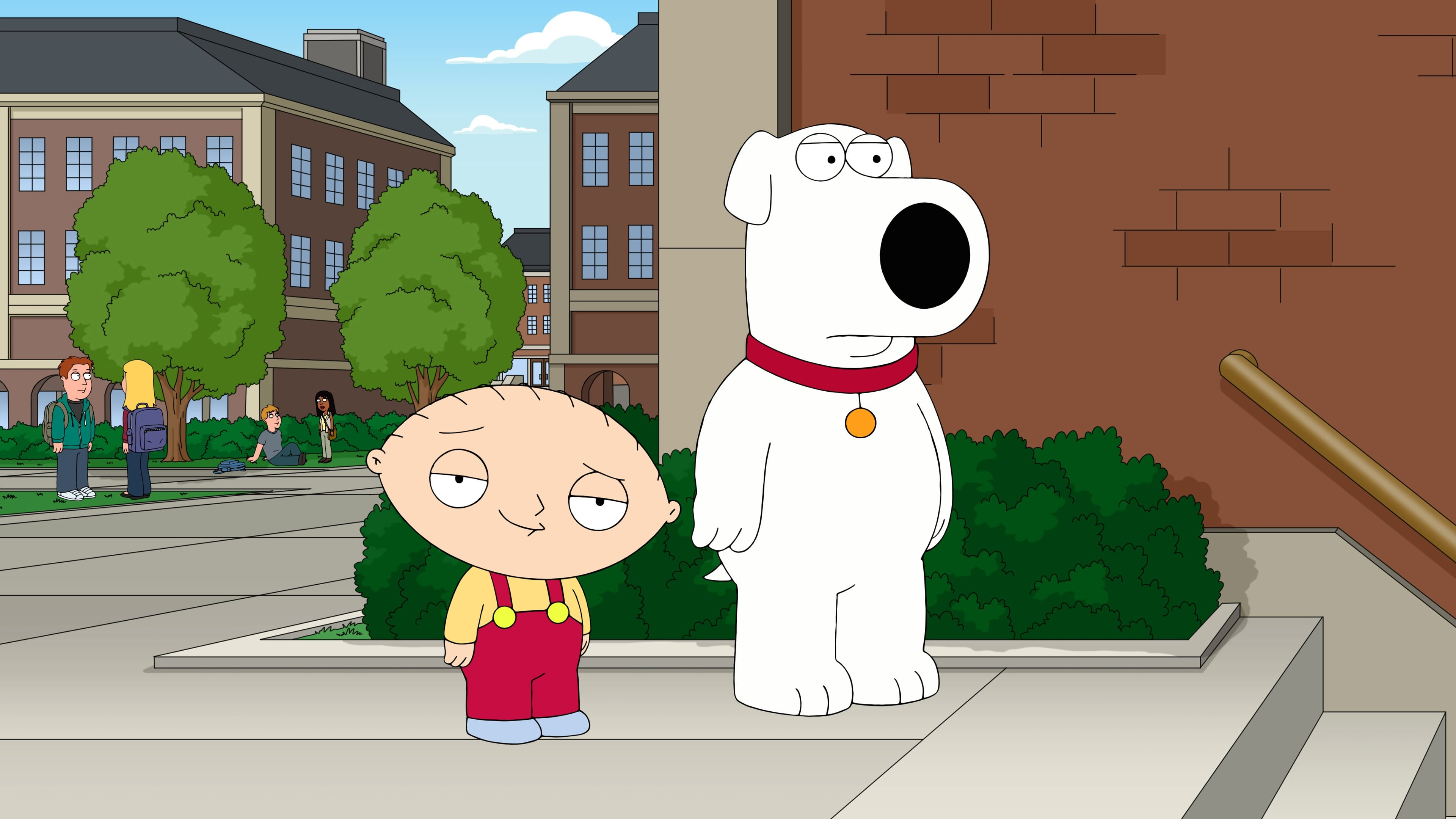 Family Guy Season 16 Stream