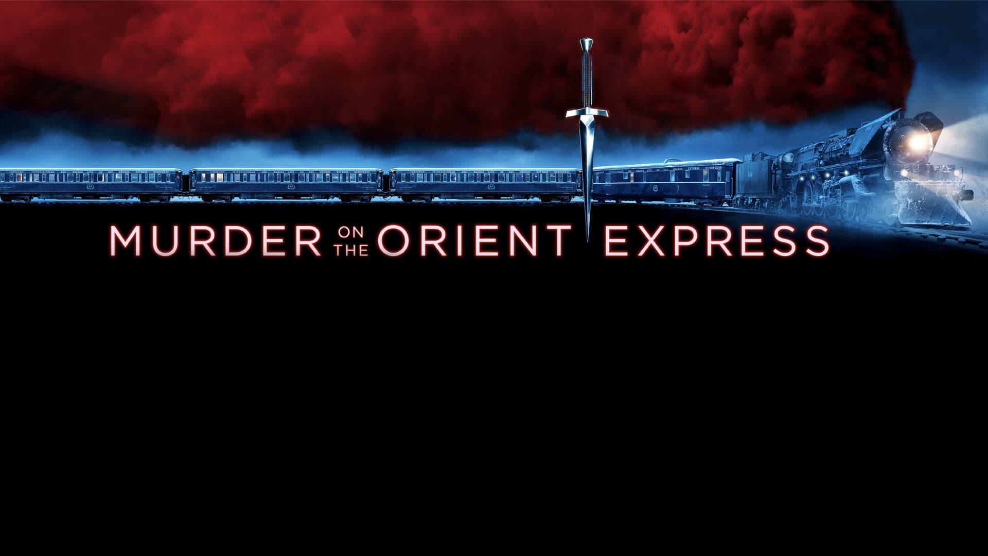 Убиство у Оријент Експресу (2017)