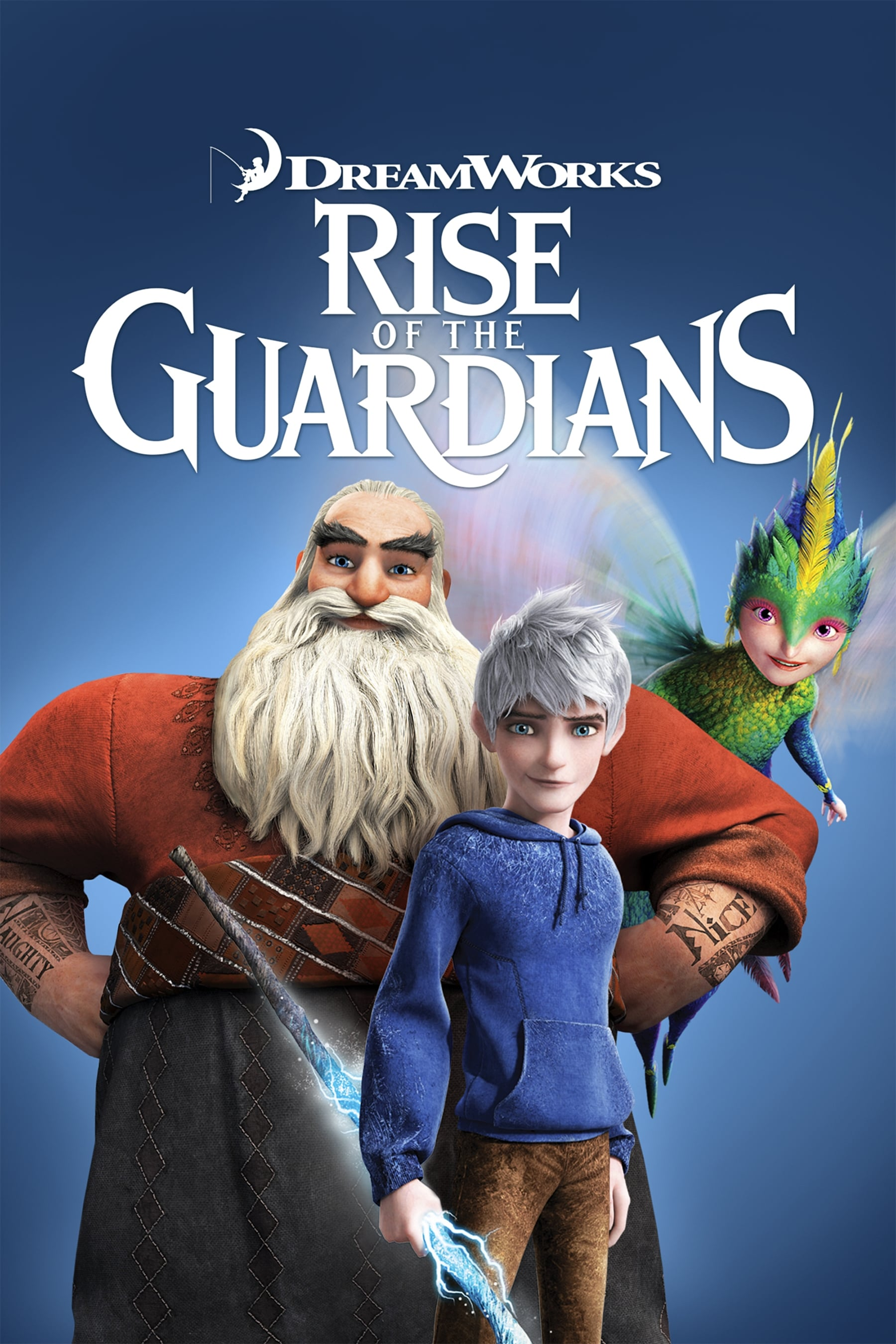 Rise of the guardians 2012 posters the movie - Pics of rise of the guardians ...
