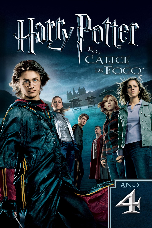 Harry Potter 4 e o Cálice de Fogo Dublado