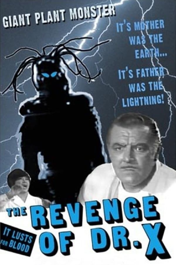 The Revenge of Dr. X on FREECABLE TV