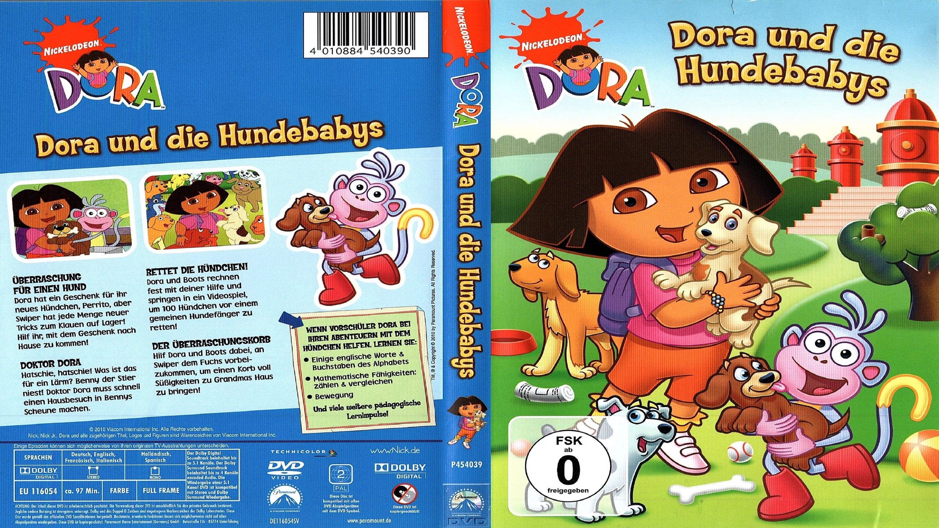 Dora the Explorer Season 0 :Episode 12  Puppy Power!