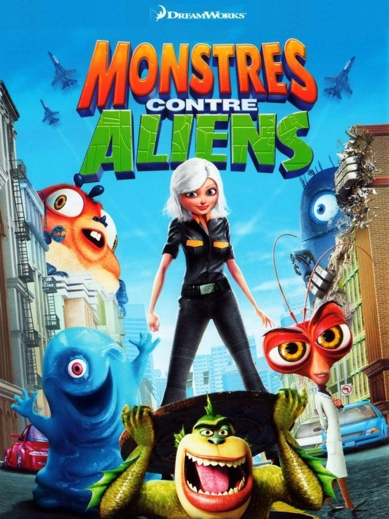 monsters vs aliens 2009 posters � the movie database