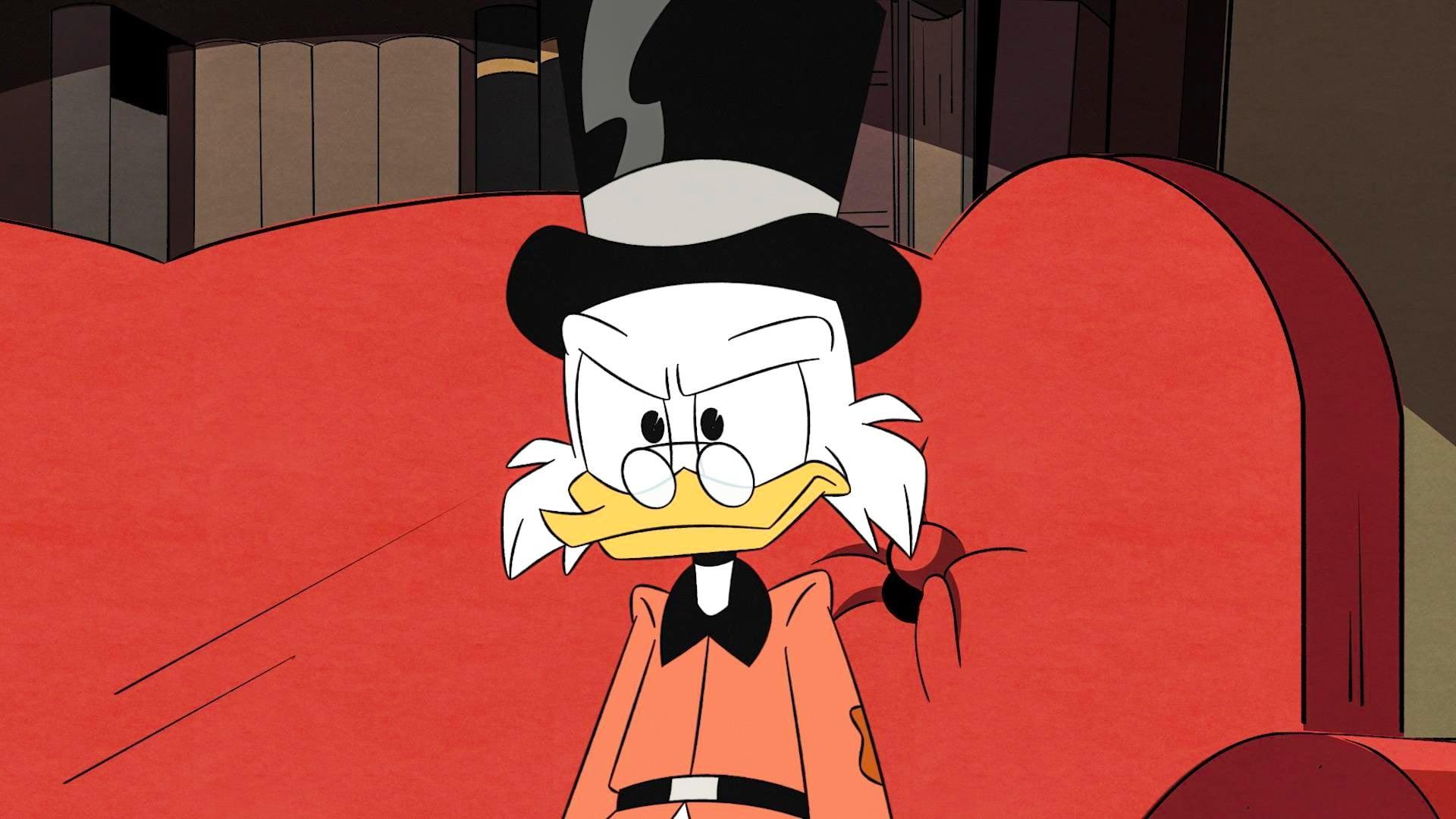 DuckTales Season 2 :Episode 23  The Richest Duck in the World!