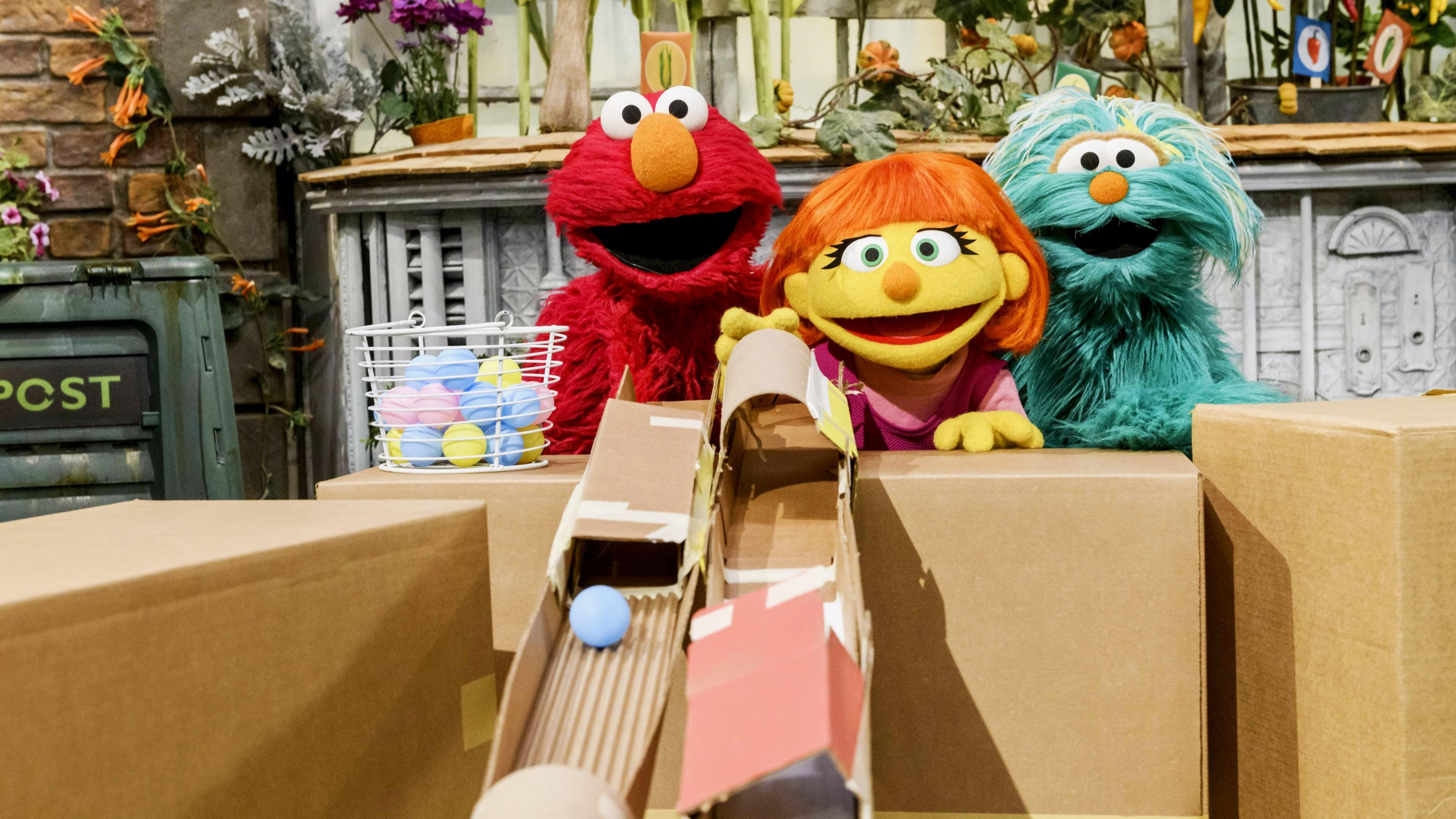 Sesame Street Season 51 :Episode 1  Ramp Racers