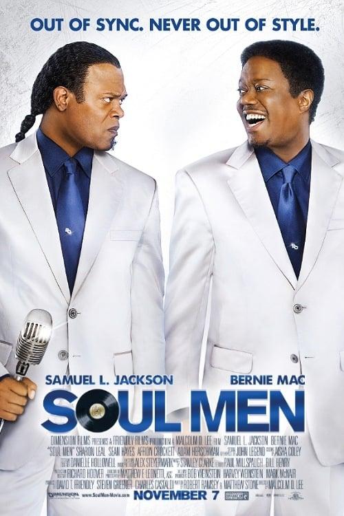 capa Homens do Soul