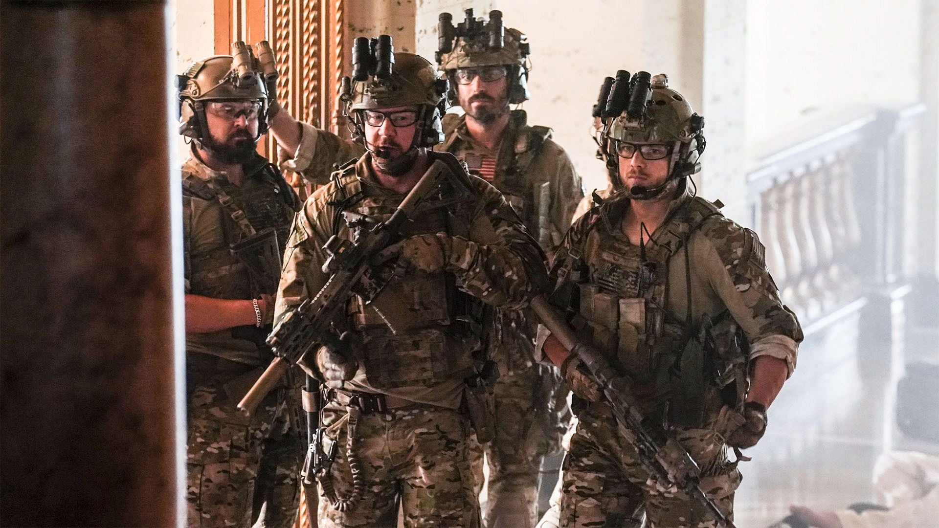 SEAL Team Season 2 :Episode 3  The Worst of Conditions
