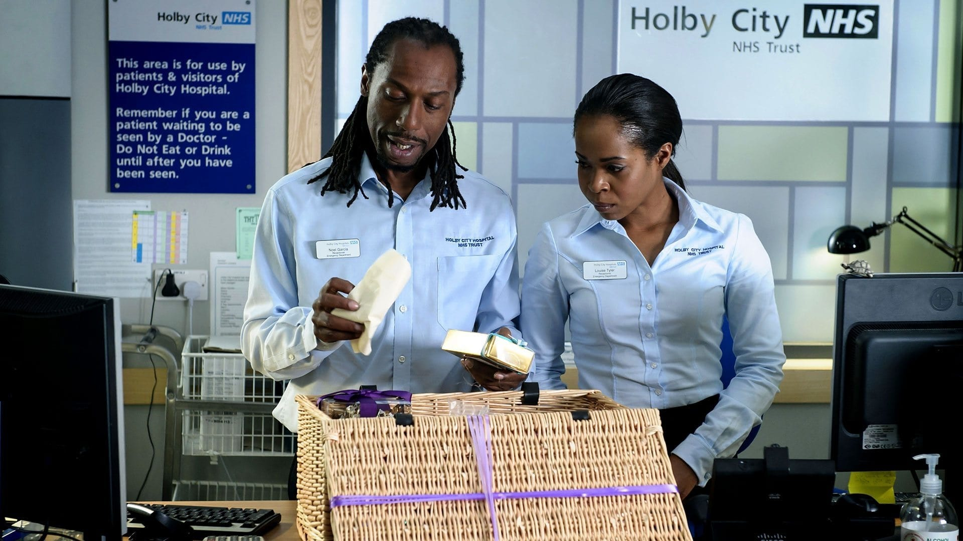 Casualty Season 29 :Episode 7  The Index Case