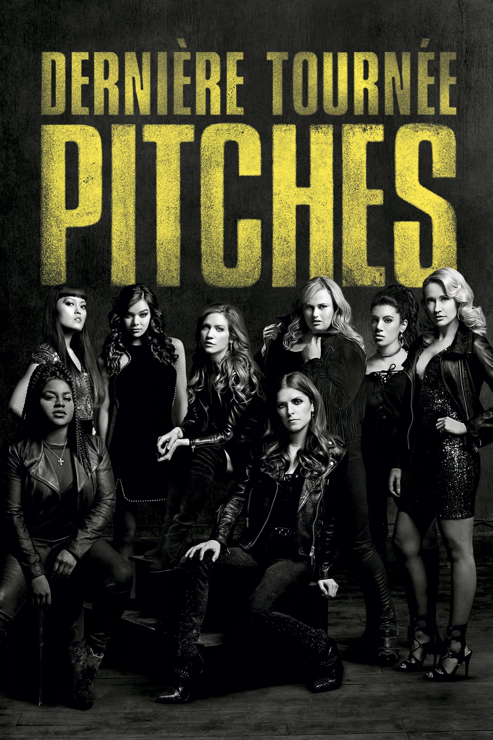 Stream Pitch Perfect