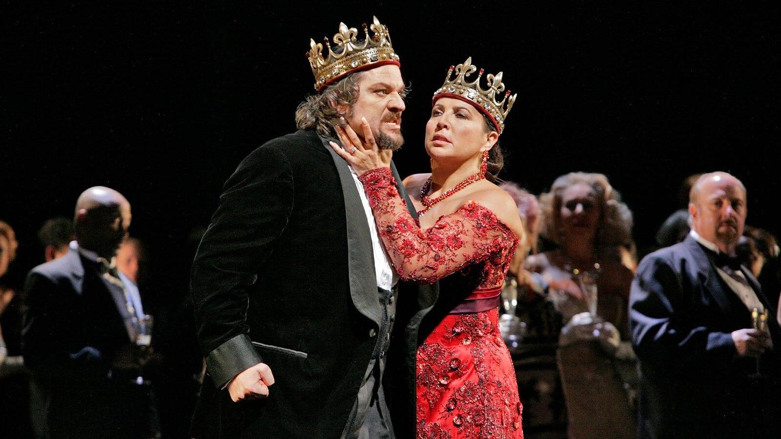 The Metropolitan Opera – Verdi: Macbeth (2008)
