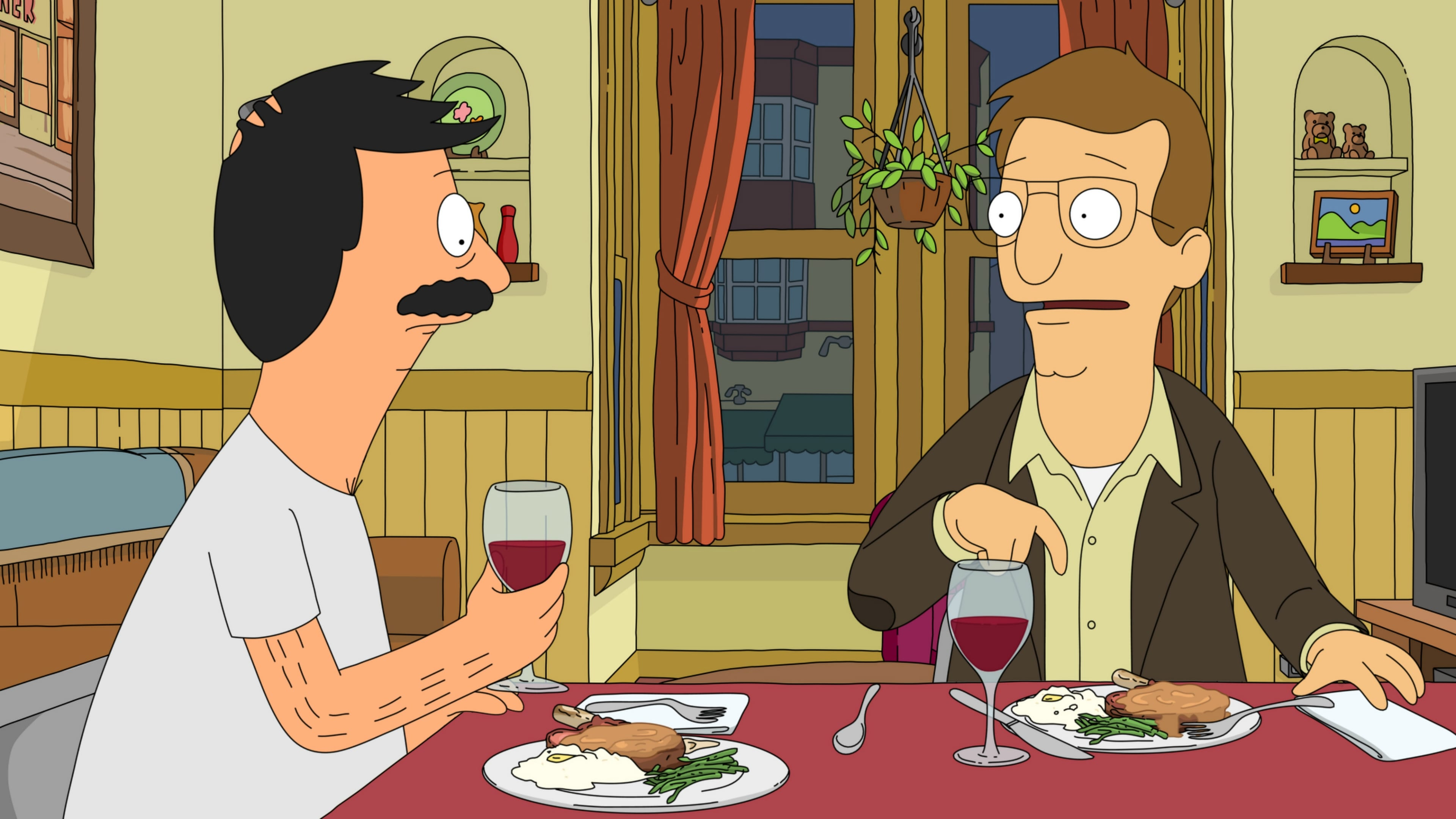 Bob's Burgers - Season 6 Episode 6 : The Cook, the Steve, the Gayle, & Her Lover