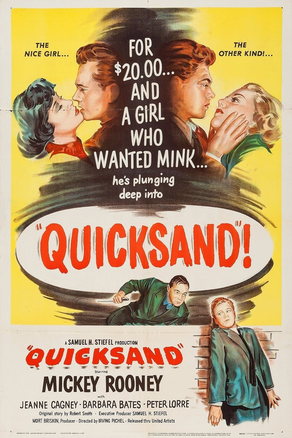 Quicksand on FREECABLE TV