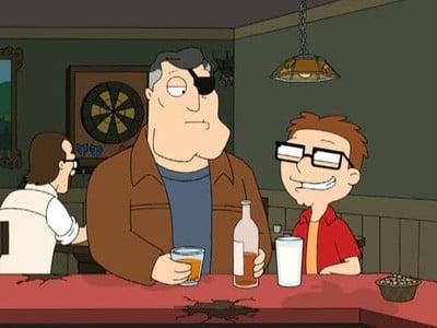 American Dad! Season 5 :Episode 13  Jack's Back