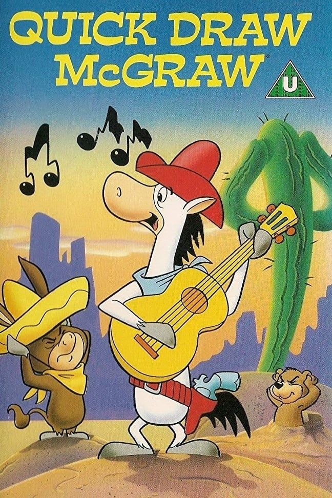 Quick Draw McGraw TV Shows About Western