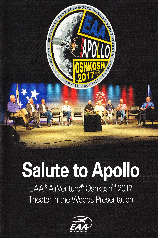Salute to Apollo: EAA AirVenture Oshkosh 2017