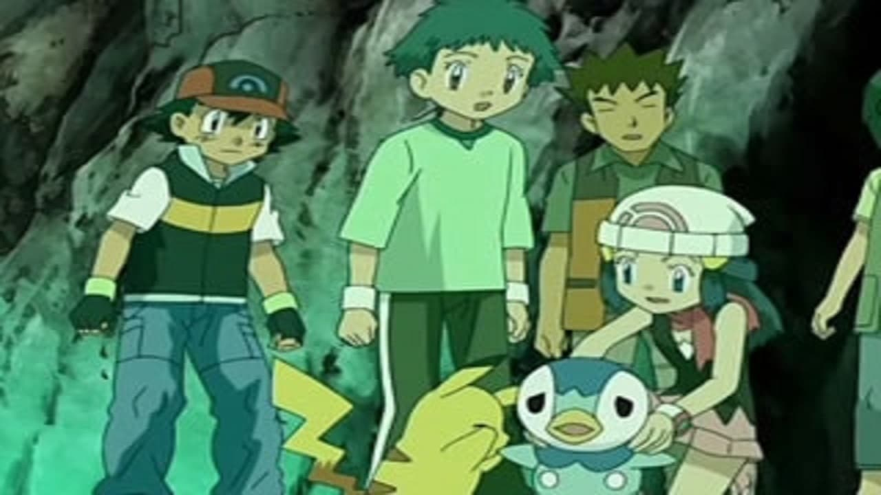 Pokémon Season 11 :Episode 37  Up Close and Personable!