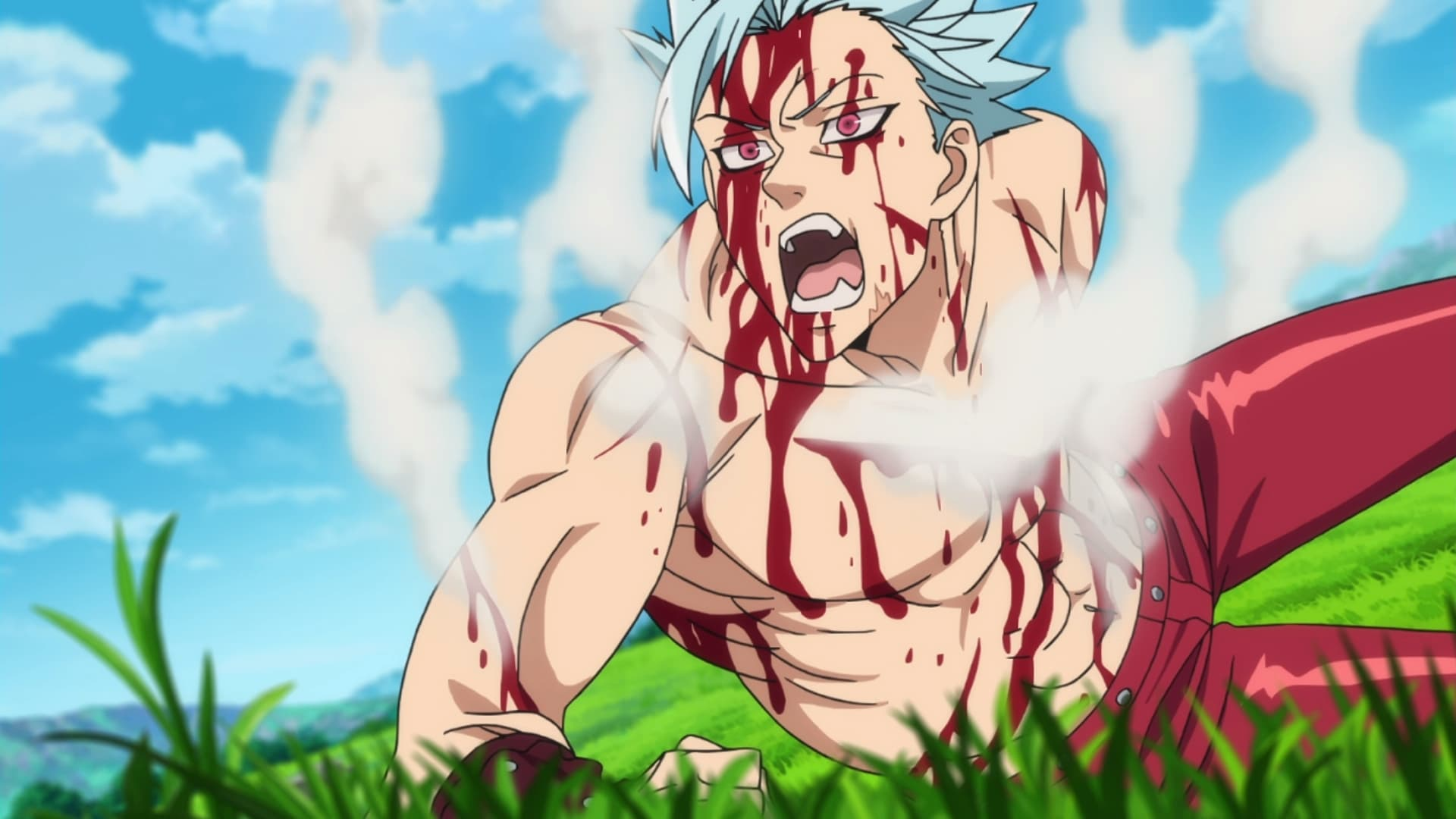 The Seven Deadly Sins Season 2 :Episode 13  Farewell, My Beloved Thief