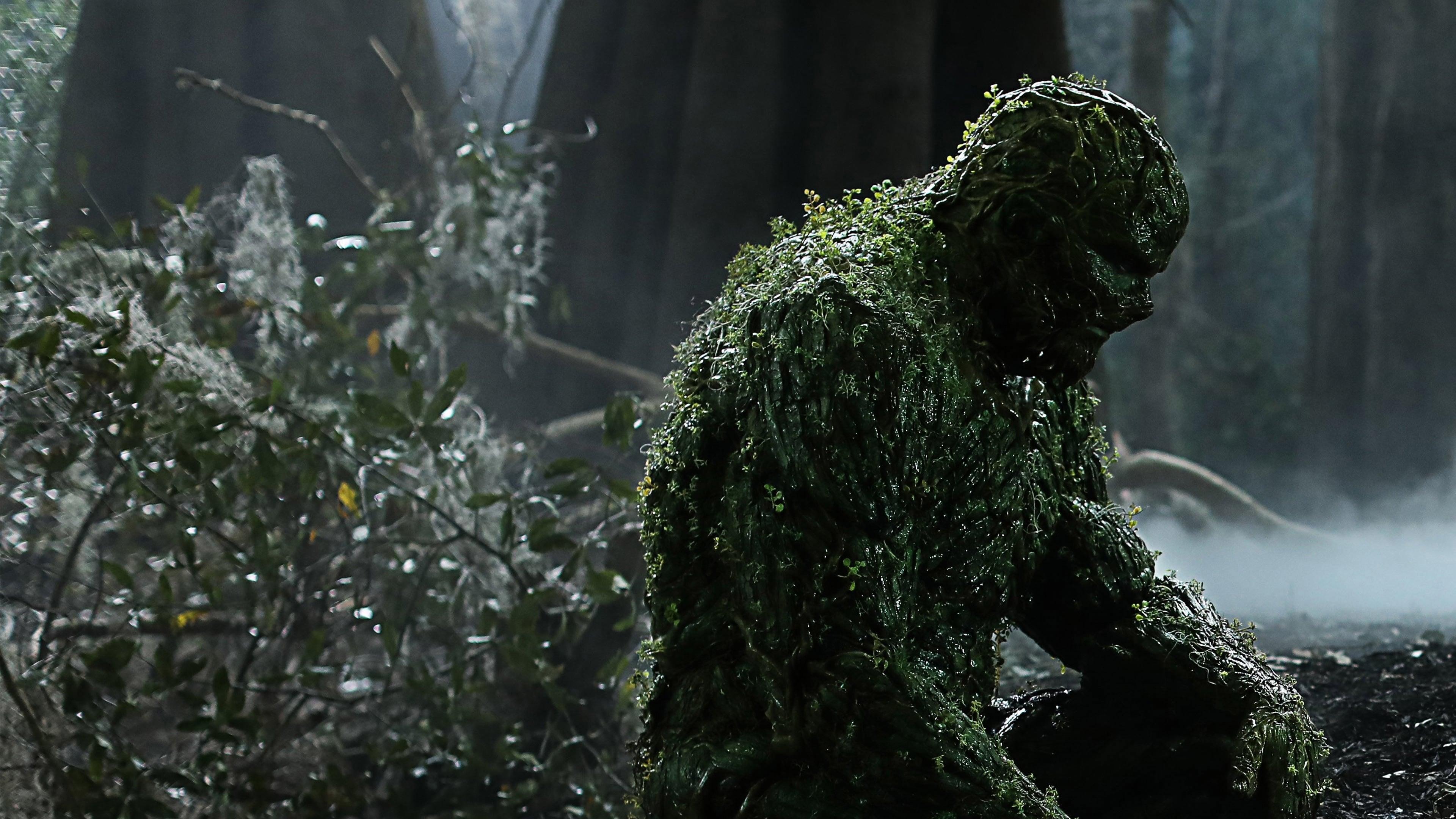 Swamp Thing Season 1 :Episode 10  Loose Ends