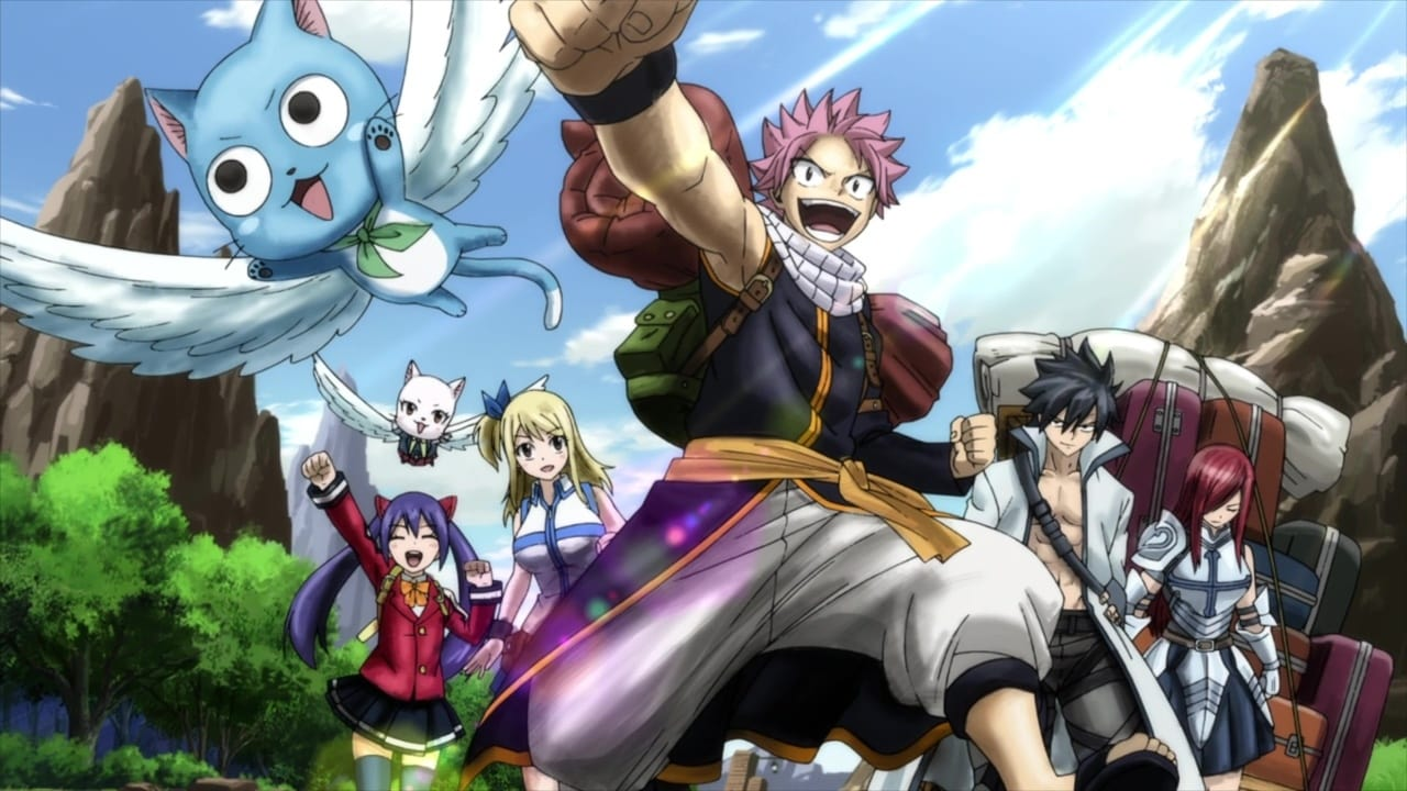 Fairy Tail - Season 8 Episode 51 : Friends You Can't Do Without