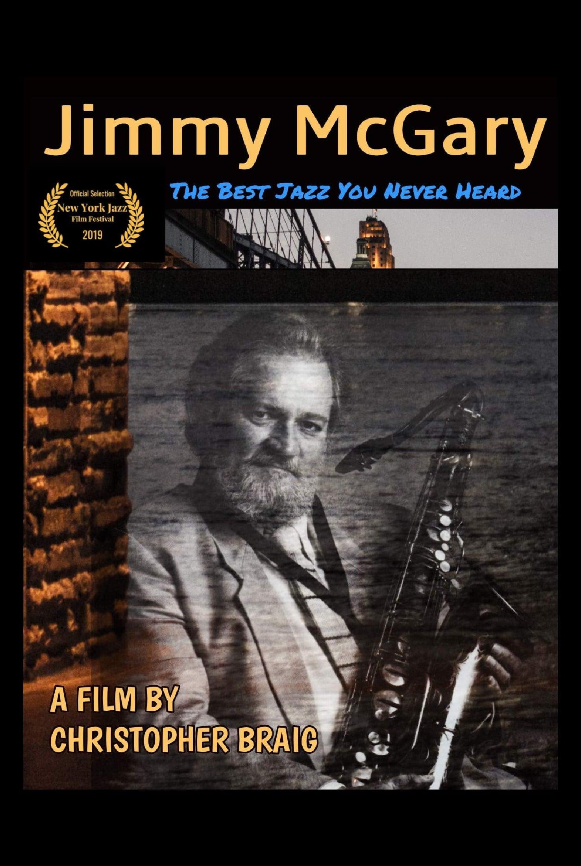 Jimmy McGary: The Best Jazz You Never Heard (2019)