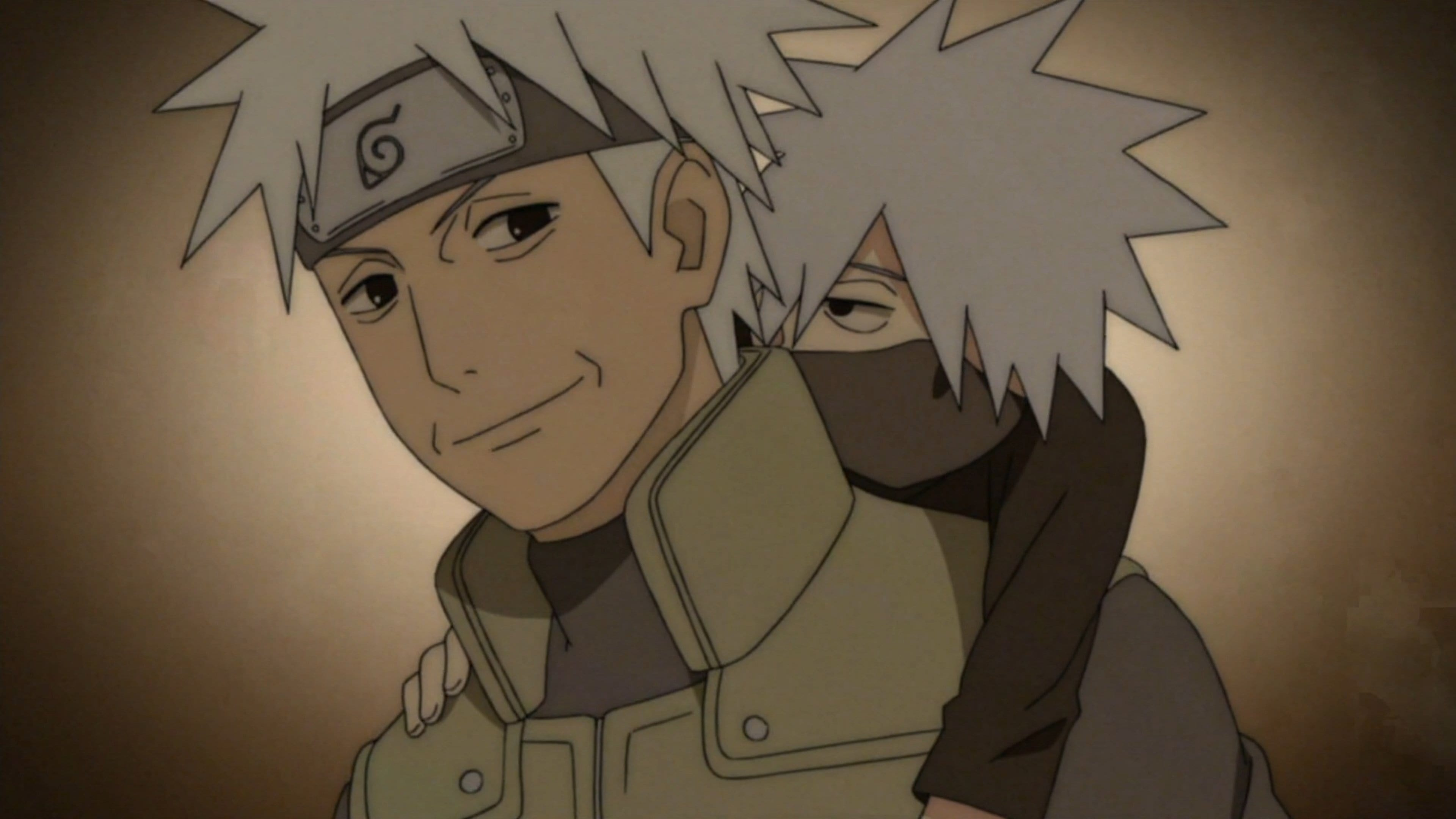 Naruto Shippūden Season 20 :Episode 483  Jiraiya and Kakashi