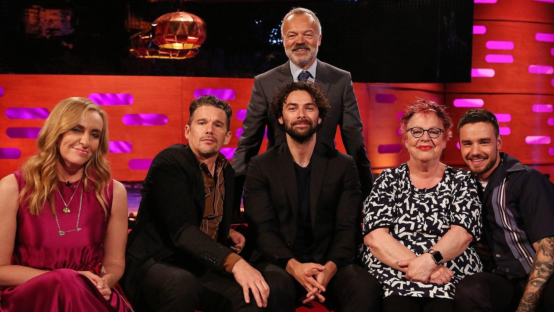 The Graham Norton Show Season 23 :Episode 9  Ethan Hawke, Toni Collette, Aidan Turner, Jo Brand, Liam Payne