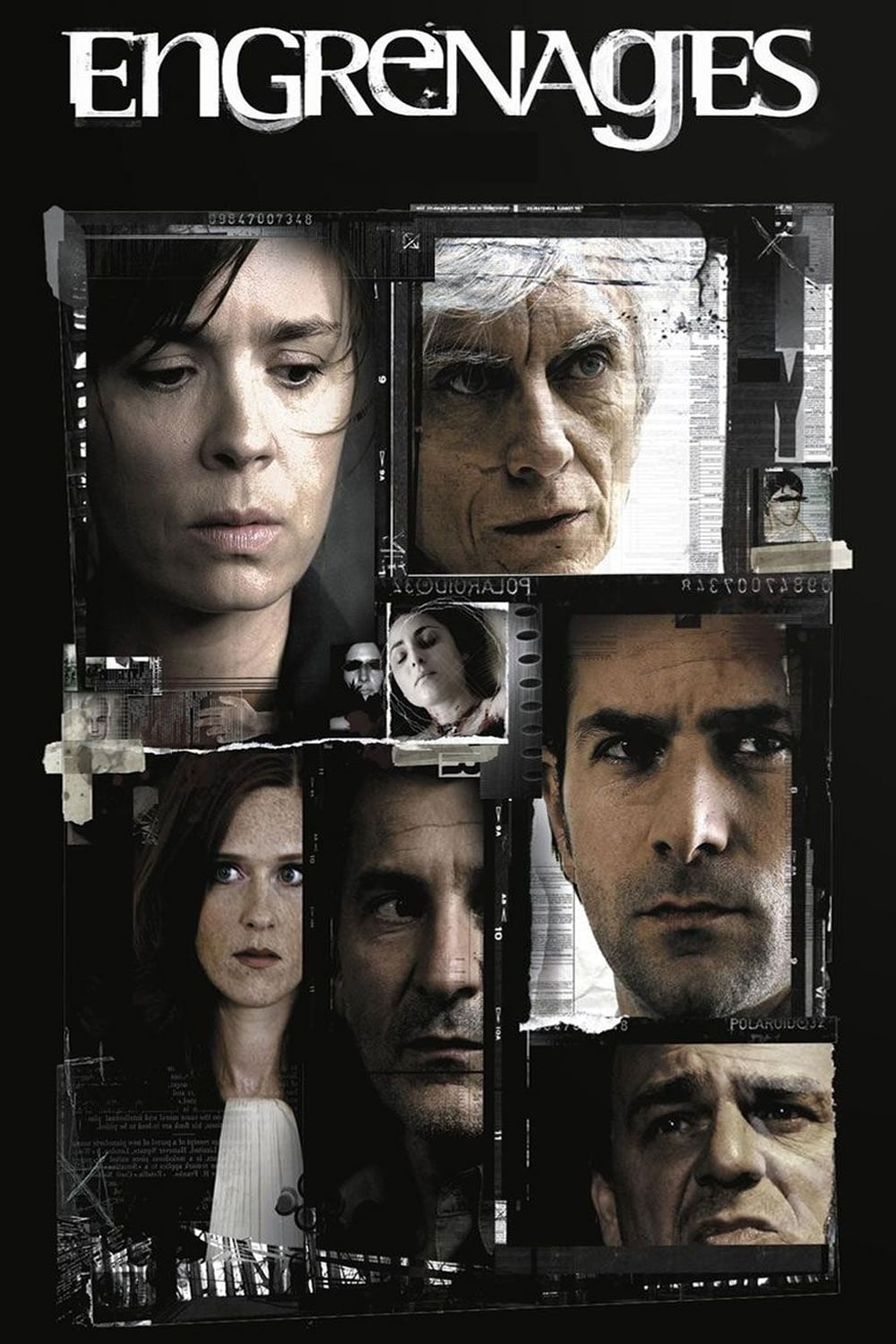 Engrenages TV Shows About Police Procedural