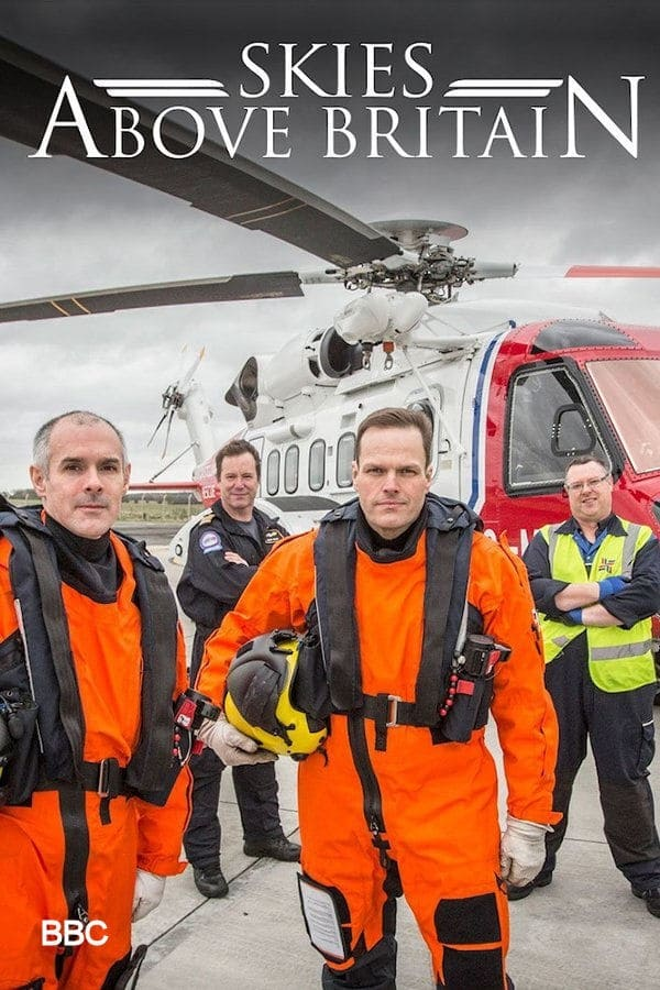 Skies Above Britain TV Shows About Aviation