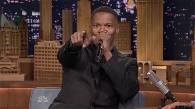 The Tonight Show Starring Jimmy Fallon Season 1 :Episode 45  Jamie Foxx, Alan Cumming, Alicia Keys & Kendrick Lamar