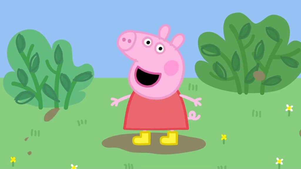 Peppa Pig Season 0 :Episode 6  The Golden Boots